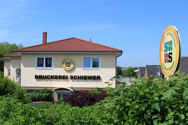 Druckerei Schiewer Meisterbetrieb mit Tradition